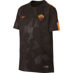 Jersey Roma Third brown orange