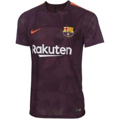 Jersey Barcelona jr the Third brown