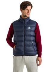 Gilet Uomo Buddy Vest  blu modello
