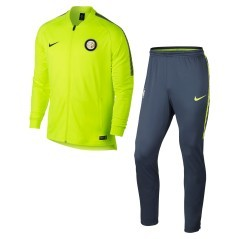 The suit Inter yellow blue 17/18