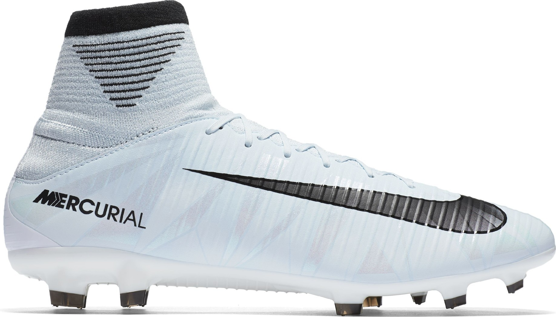 Football boots Nike Mercurial Superfly V CR7 FG Cut To Brilliance colore  Blue White - Nike - SportIT.com 00f828cf875