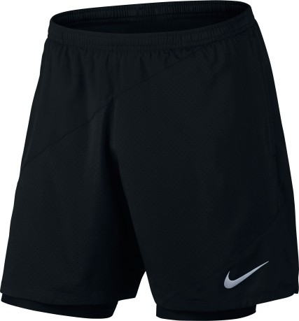 Shorts Uomo Running Distance 7in 2-in-1