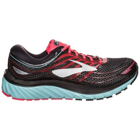 35d498b7e965c Shoes Running Glycerin 15 colore Black Violet - Brooks - SportIT.com