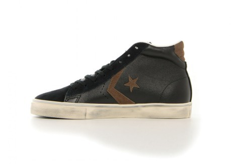 Scarpe Uomo Pro Leather Vulc Mid Leather