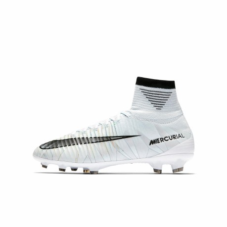 Bambino Brilliance Calcio Cut Superfly Scarpe To V Pack Nike Mercurial Fg Cr7 mNw80vn