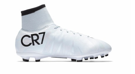 Chaussures de Football Enfant Nike Mercurial Victory VI CR7 FG Coupe À la Brillance Pack