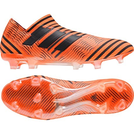 Chaussures de Football Adidas Nemeziz 17+ 360 Agilité FG Pyro Storm Pack