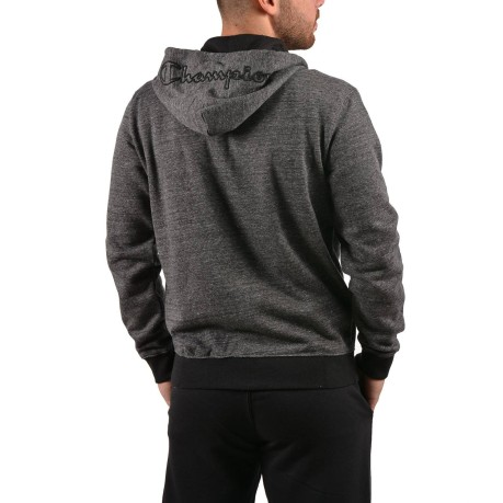 Felpa Uomo Contemporary Hooded Full Zip