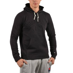 Men's sweatshirt Contemporary Evolution Hooded black