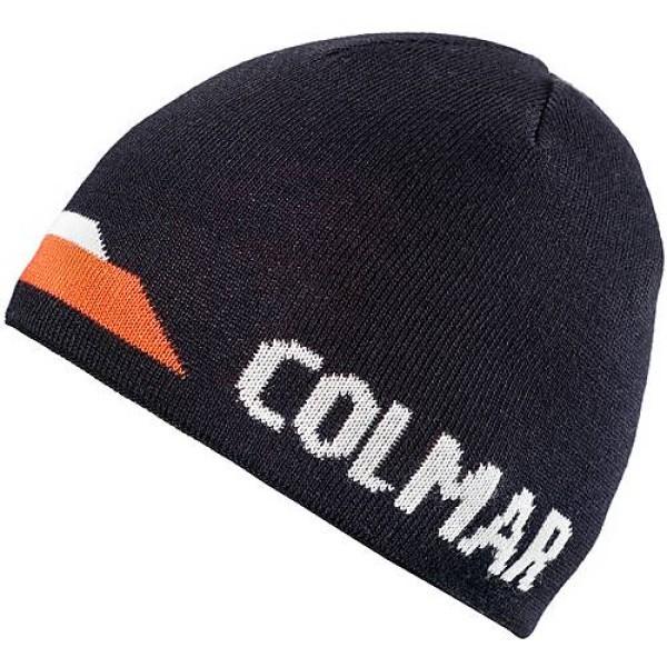 Cappello Sci Ice colore Blu Arancio - Colmar - SportIT.com 59a202bfde4f