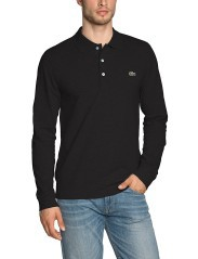 Polo uomo Tropical Piquet Sport nero