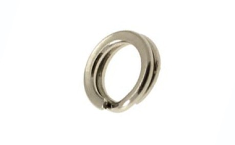 Anelli Stainless Split Ring #8