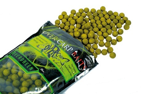 Boilies Over Green 16 mm