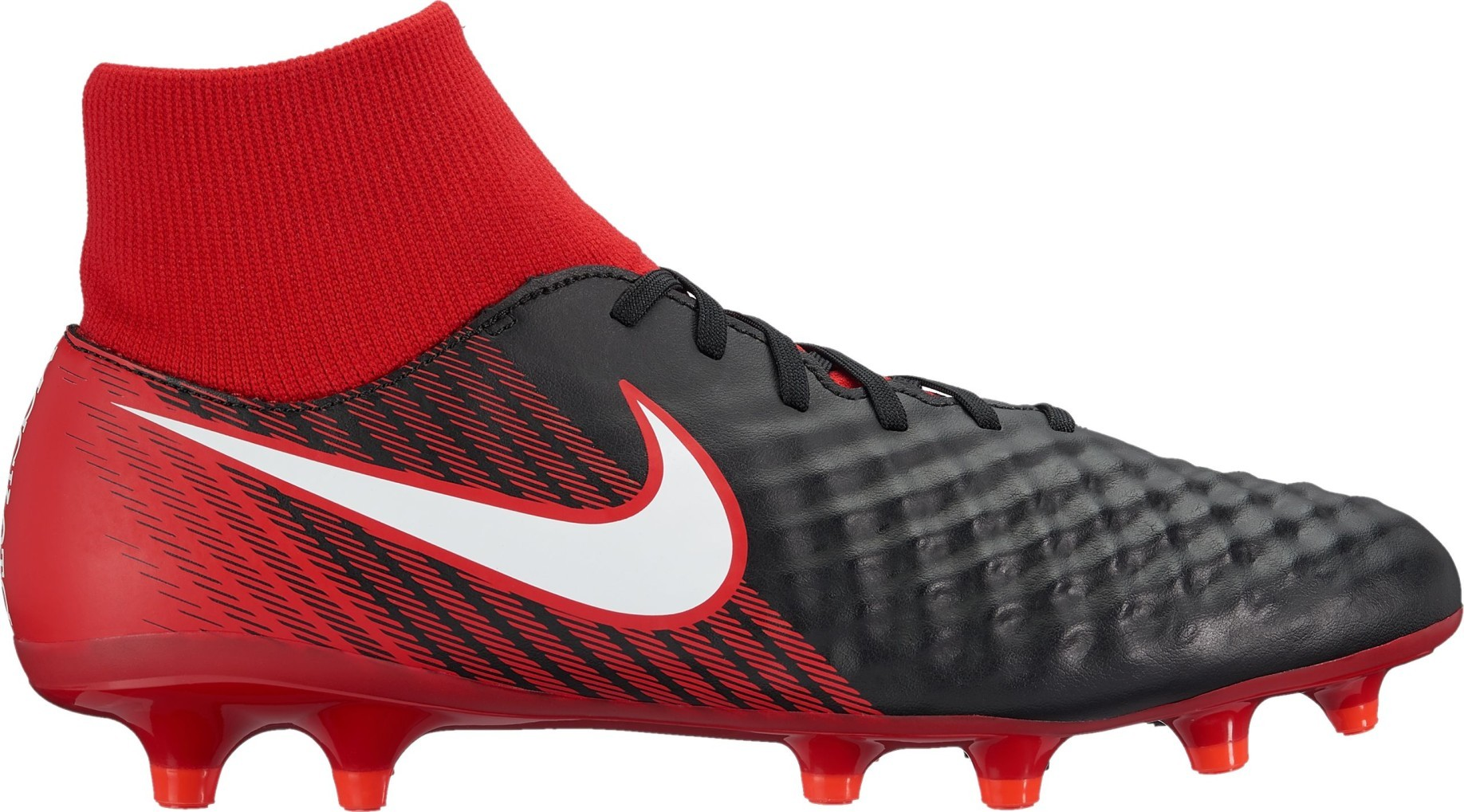 sale retailer 06ec9 74b5b Football boots Nike Magista Onda II DF FG Fire Pack colore Black Red - Nike  - SportIT.com