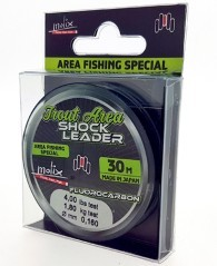 Thread Trout Area Shock Leader Fluorocarbon