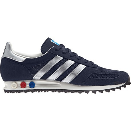 pretty nice e0112 8e103 Mens shoes LA Trainer OG blue silver