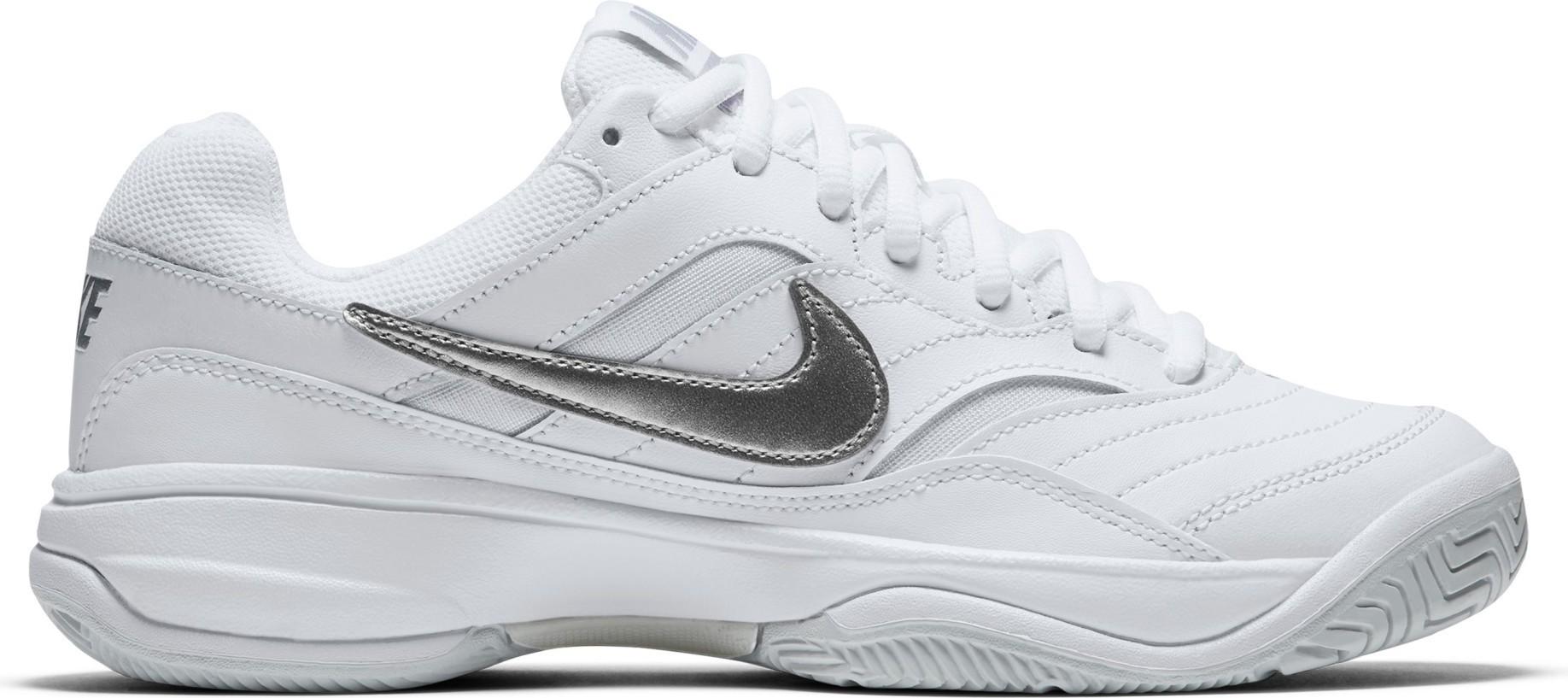 brand new f2d0e c61db Shoes Womens Court Lite colore White Grey - Nike - SportIT.c