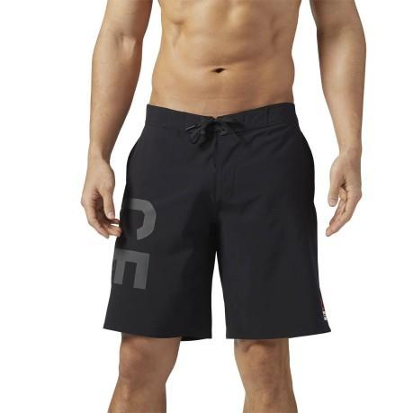 49e2f17ba62e Short Men Crossfit Super Nasty Base Board colore Black - Reebok ...