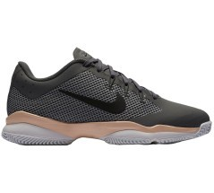 best service 83edd ec1ab Chaussures Femme Air Zoom Ultra gris rose