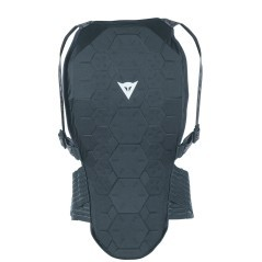 Flexagon Man Back Protector black