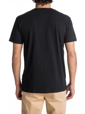 T-Shirt Uomo Gut Check nero