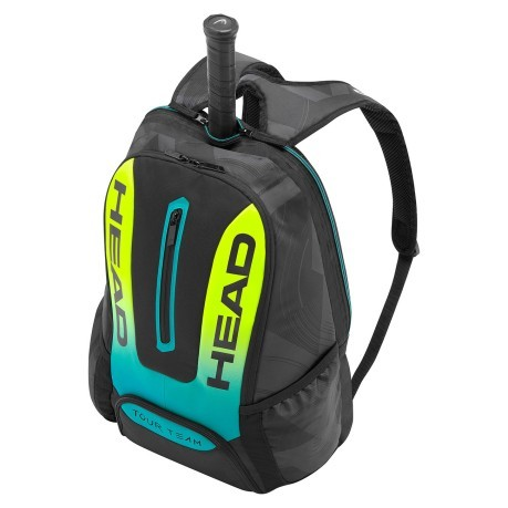 Zaino Extreme BackPack nero giallo