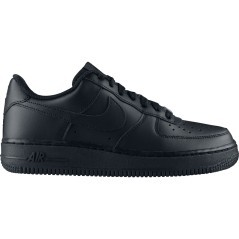 Scarpe Junior Air Force 01 GS nero