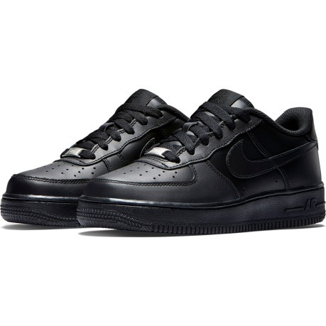 Scarpe Junior Air Force 01 GS lato destro