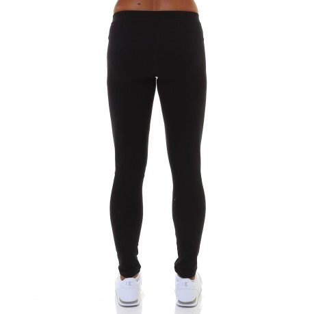 Leggins Donna W-Pant Slim Authentic nero