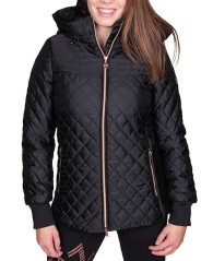 Jacket Women's Mountain Shiny Hoodie