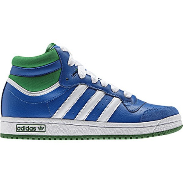 competitive price 0316d 3a7aa Sneakers Top Ten Hi K colore Blue Green - Adidas - SportIT.com