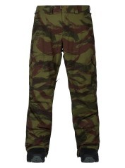 Men's pants Cargo Regular black
