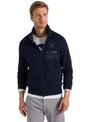 Herren Sweatshirt Lowell Sweat Full Zip