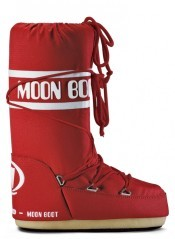 Moon Boot nylon taglia 27/30 e 31/34 blu