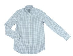Camicia Pinpoint Check