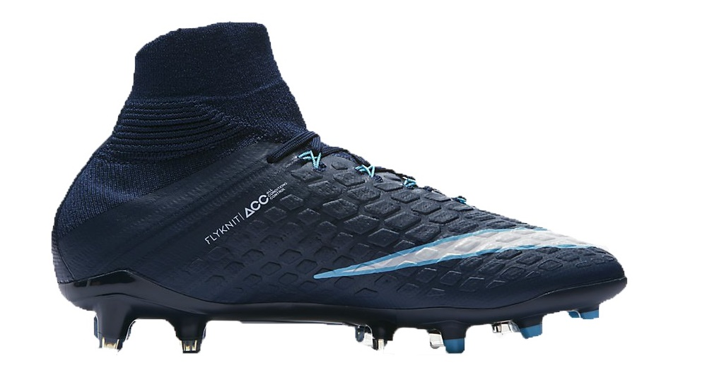 online retailer 743d8 249f4 Soccer shoes Child Nike Hypervenom Phantom III FG Ice Pack colore Light  blue Blue - Nike - SportIT.com