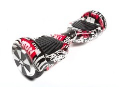Hoverboard Piraten-fantasie