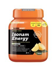 Integratore Isonam Energy Lemon 480g
