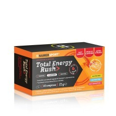 Compresse Total Energy Rush