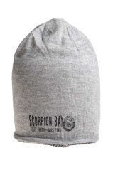 Reversible hat grey