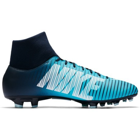 quality design 22367 b1068 Scarpe Calcio Nike Mercurial Victory VI FG azzurro blu