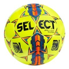 Pallone Select Futsal Super Brillant bianco
