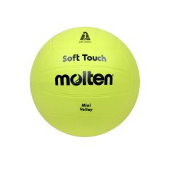 Pallone Molten Mini Volley PRBV in morbida gomma