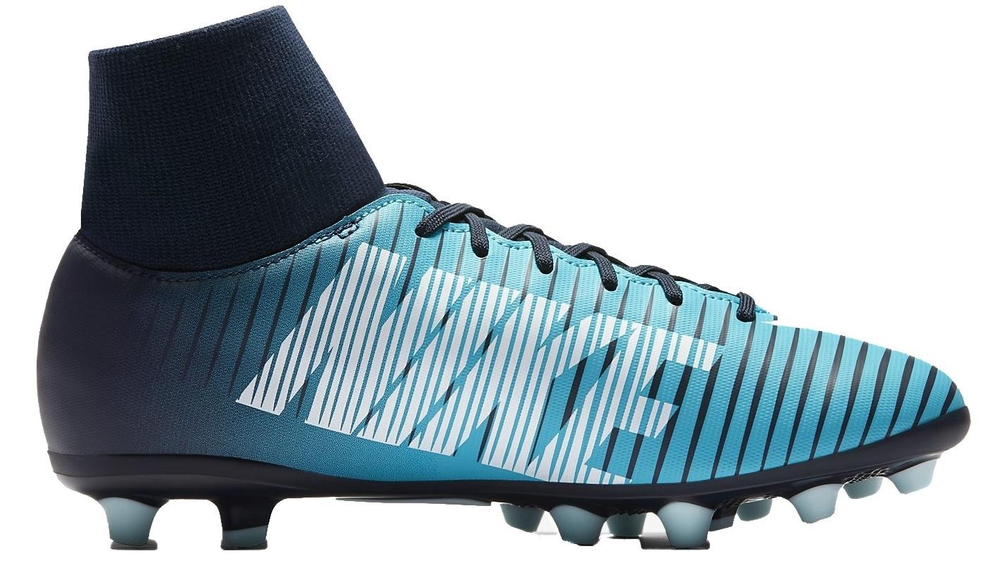 b30472212 Football boots Child Nike Mercurial Victory VI AG Ice Pack colore Light  blue Blue - Nike - SportIT.com