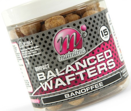 Boilies Wafter Banoffee 12 mm