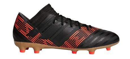 adidas rosse e nere calcio
