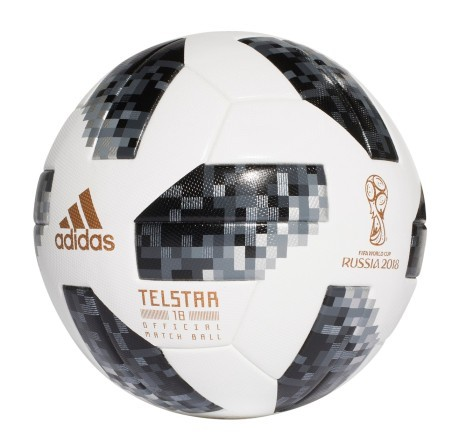 Pallone calcio Adidas Telstar World Cup OMB