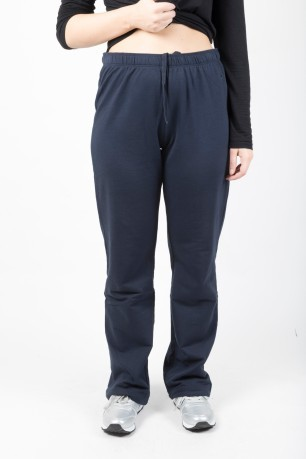 Pantalone Donna Easy Light Stretch Fleece