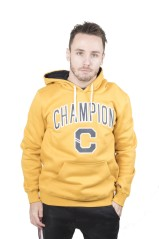 Men's sweatshirt Contemporary Graphic yellow