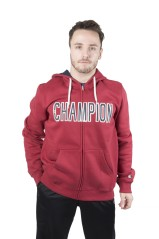 Men's sweatshirt Contemporary Graphic Full red